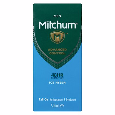 MITCHUM MEN ROLL ON ICE FRESH 50ML