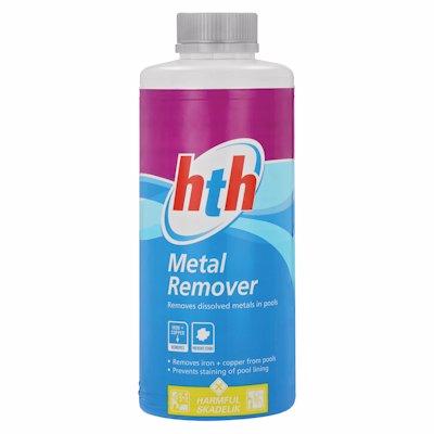 HTH METAL REMOVER 1LT