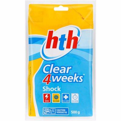 HTH CLEAR 4 WEEKS SHOCK 500G