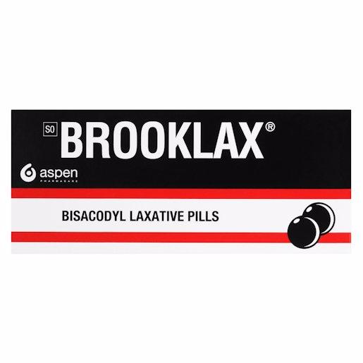 BROOKLAX LAXATIVE TABLETS 10'S