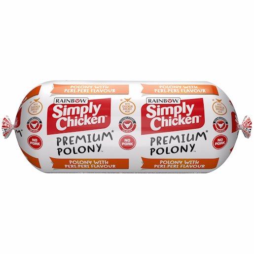 SIMPLY CHICK POLONY PERI PERI 1KG
