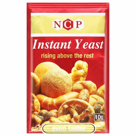 NCP INST MX&BKE YEAST DRY 10GR