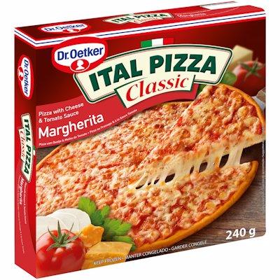 ITAL PIZZA CLASSIC MARGHERITA 1'S