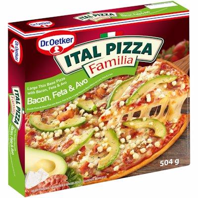 ITAL PIZZA FAM BAC/FET/AV 504GR