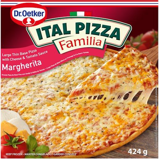 ITAL PIZZA FAM MARGHERITA 424GR