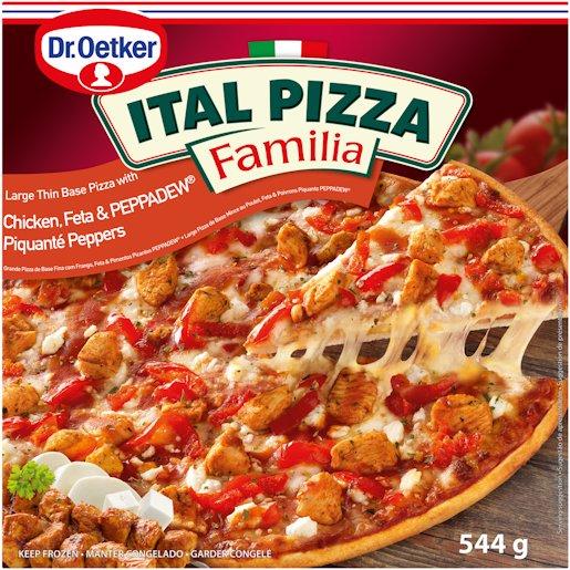 ITAL PIZZA FAM CHC/FET/PD 544GR
