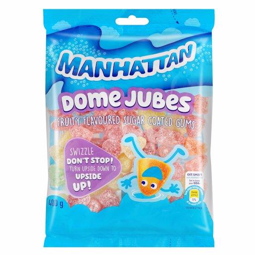 MANHATTAN DOME JUBES 400GM