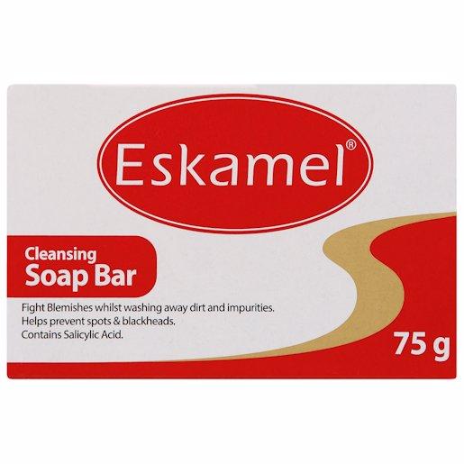 ESKAMEL CLEANING BAR 75GR