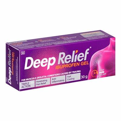 DEEP RELIEF PAIN RELIEF GEL 30G