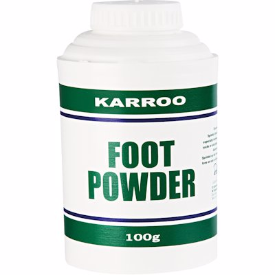 KARROO FOOT POWDER 100GR