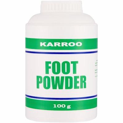 KAROO FOOT POWDER 100G