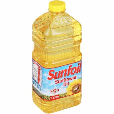 SUNFOIL OIL PLASTIC GRIP 2L