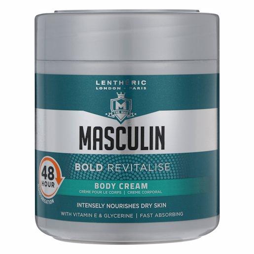 LENTH MASCULIN CRM BOLD 450ML