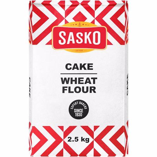 SASKO CAKE FLOUR 2.5KG