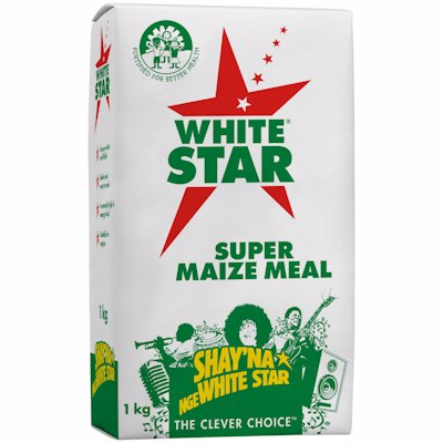 W/STAR M/MEAL SUP PA 1KG