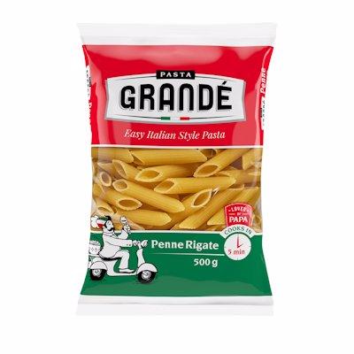 PASTA GRANDE PENNE RIGAT 500GR