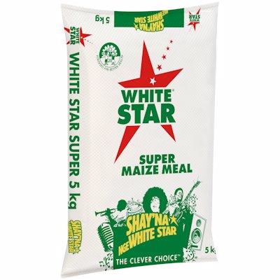 W/STAR  MAIZE MEAL SUPER 5KG