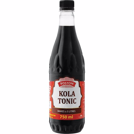 BOSTON CORDIAL KOLA TONIC 750ML