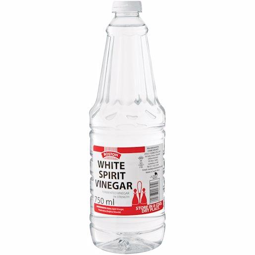 BOSTON VINEGAR WHITE 750ML