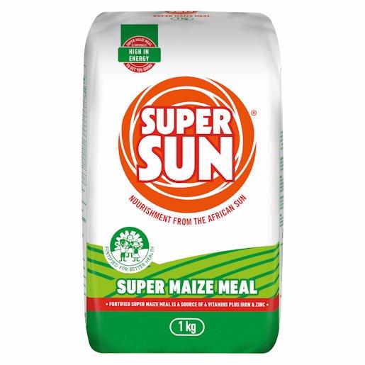 S/SUN MAIZE MEAL 1KG