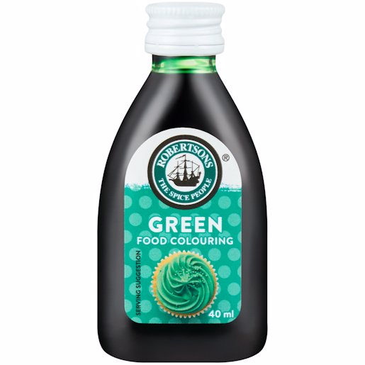 ROB COLOURING GREEN 40ML