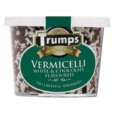 TRUMPS VANILLA CHOC VERMICELLI 50G