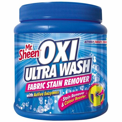 MR SHEEN OXI  WASH 500GR