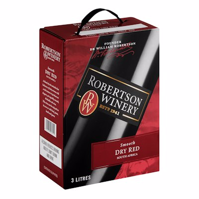 ROBERTSON SMOOTH DRY RED 3LT