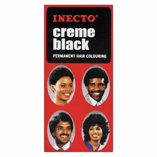 INECTO CREME BLACK 28ML