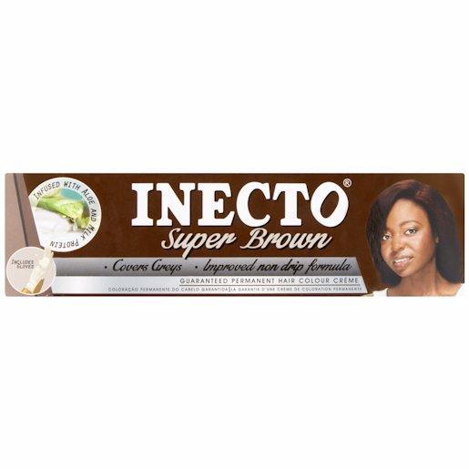 INECTO H/COL SUPER BROWN 50ML