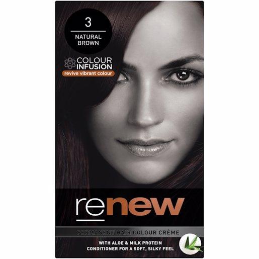 RENEW COLOUR NAT BROWN 50ML