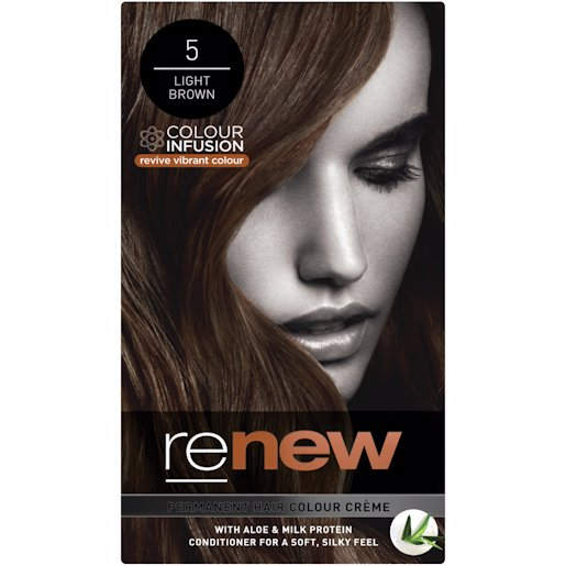 RENEW COLOUR CRM LGT BRN 50ML