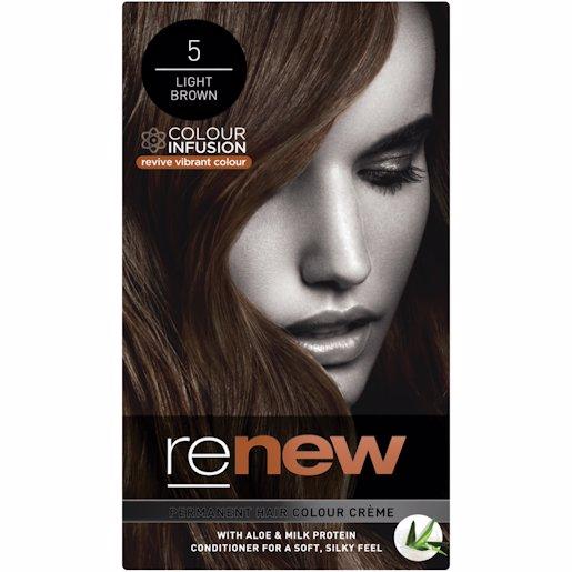 RENEW COLOUR LIGHT BROWN 50ML