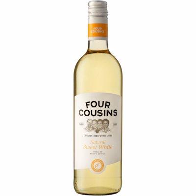 FOUR COUSINS SWEET WHITE 750ML