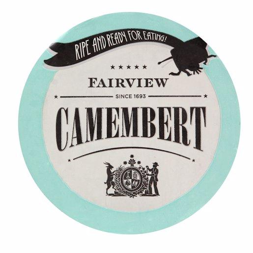 F/VIEW CAMEMBERT 125G
