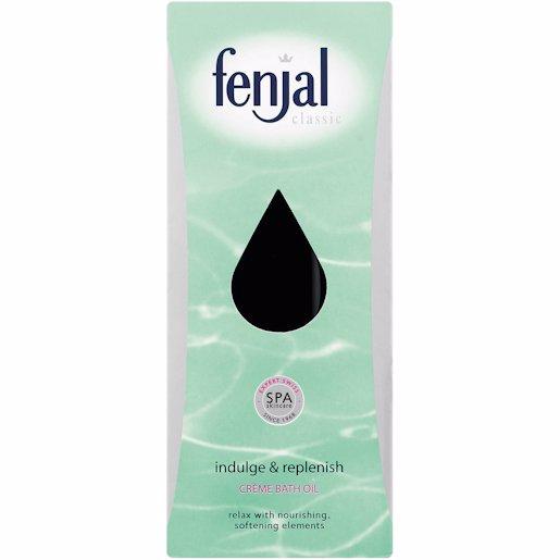 FENJAL CREME BATH OIL 200ML
