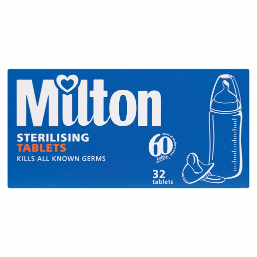 MILTON TABLETS 32'S