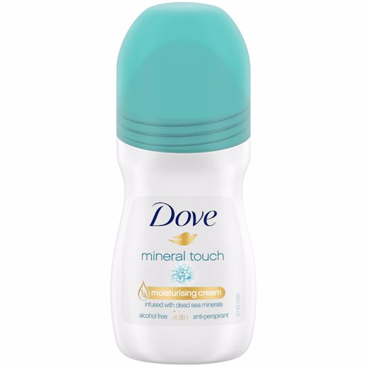 DOVE R/ON MINERAL TOUCH 50ML