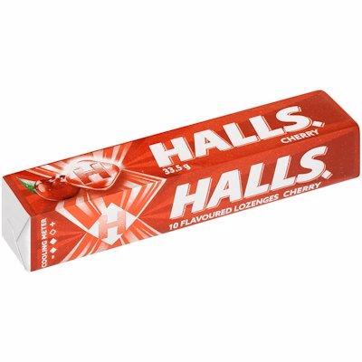 HALLS CHERRY 33.5G