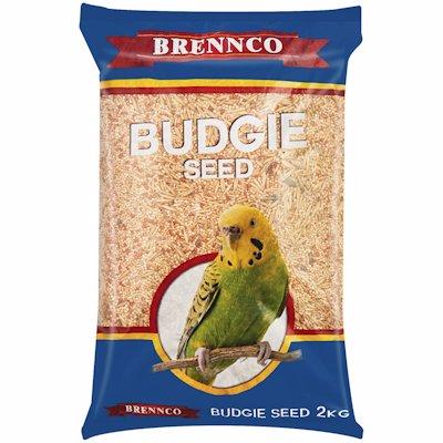 BRENCO BUDGIE SEED 2KG