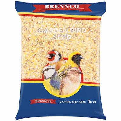 BRENCO GARDEN BIRD SEED 1KG