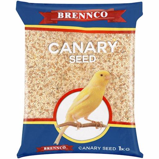 BRENNCO CANARY SEED 1KG