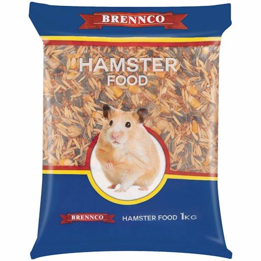 BRENCO HAMSTER FOOD 1KG