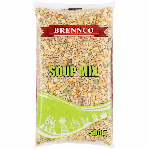 BRENNCO 4-IN-1 SOUP MIX 500GRM 500GR