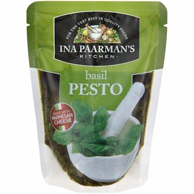 INA P PESTO BASIL PESTO 125G