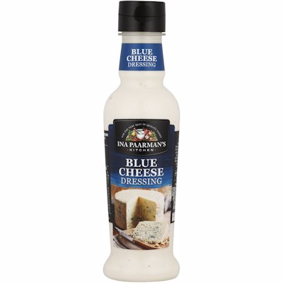 INA PAARMAN'S SALAD DRESSING BLUE CHEESE 300ML