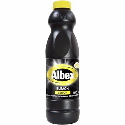 ALBEX BLEACH LEMON 750ML