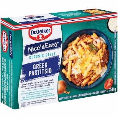 NICE 'N EASY GREEK PASTISIO 350GR