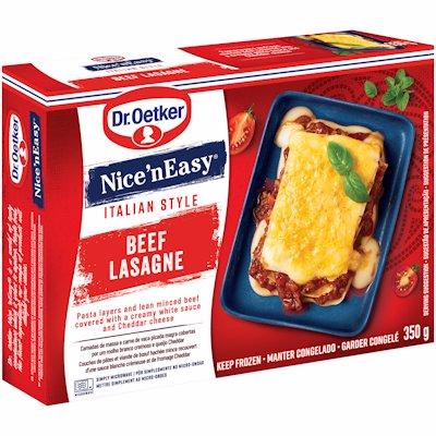 NICE N EASY BEEF 350GR