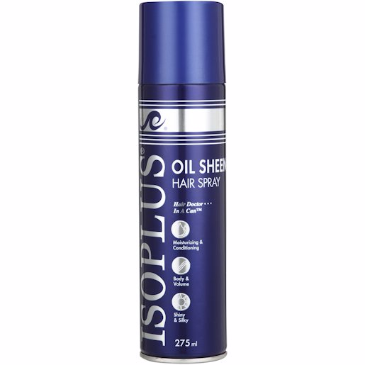 ISOPLUS OIL SHEEN AEROSOL 275ML